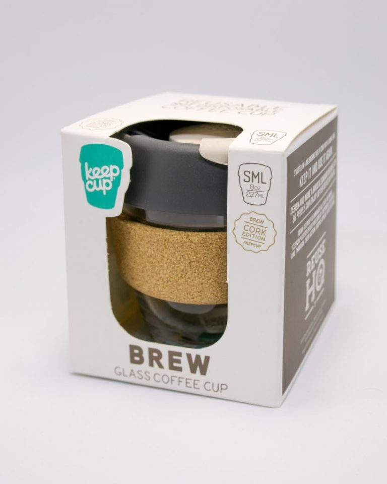 Keep Cup Almond Cork 8oz