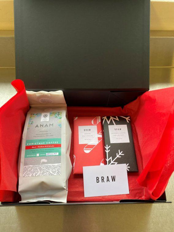 Chocolate & Coffee Gift box 2