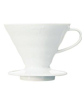 Hario v60 White Ceramic Dripper